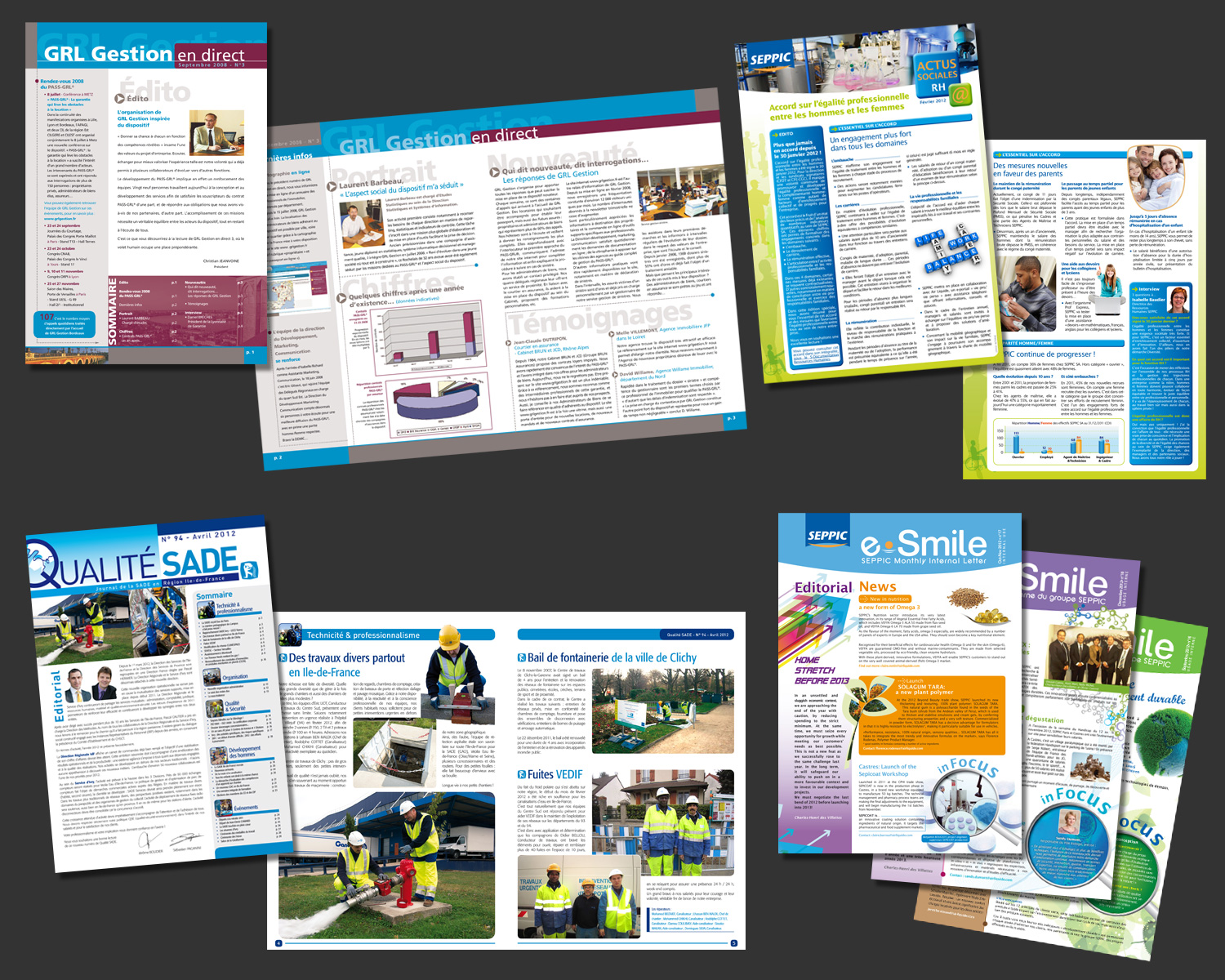 Page-Newsletter